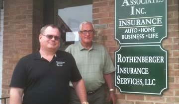 Rothenberger Insurance, Wenrich Associates combine