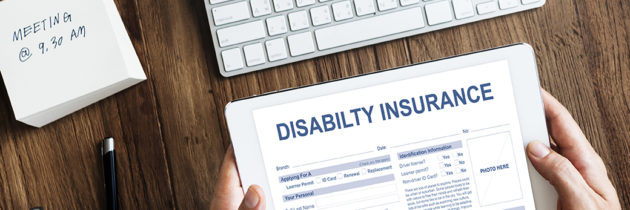 May is Disability Insurance Month