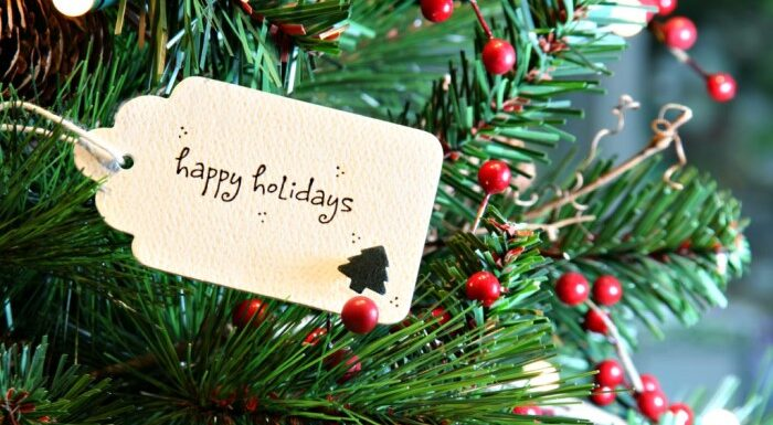 happy holidays from the team at ris